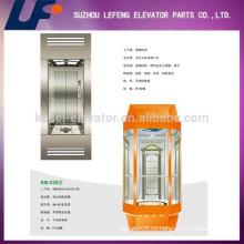 Жилой панорамный пассажирский лифт в Китае