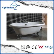 3 Sizes New Style Acrylic Freestanding Bathtub (AB6914-1)