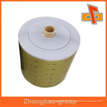 Made in china alminium matt laminating film rolls for making bag
