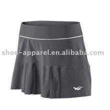Atacado sexy cinza saias de tênis amostra disponível