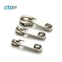 Fashion High Quality Pouch Zipper Slider Metal YBS Zipper Puller For Garment