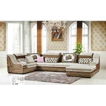 U Shape Living Room Furniture Sofa (629)