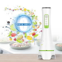 Lavadora recargable de alimentos vegetales con ozono Utrasound