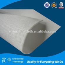 Tissu filtrant monofilament pour filtres à sacs