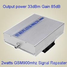 33dBm GSM Repeater 900MHz Сетевой сотовый телефон Booster GSM900MHz повторитель, GSM Repeater Booster для дома