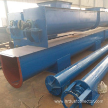 High angle screw conveyor