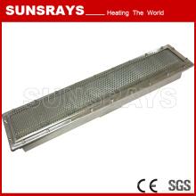 Metallfaser-Infrarotbrenner für die Verarbeitung und Trocknung der Industrie