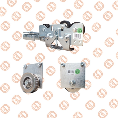 Pulleys for Automatic Sliding Door Operators