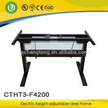 [Выход фабрики] регулируемая высота стоя стол для офиса дизайн рабочей станции