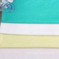 100% spun polyester slub jersey fabric for tshirts