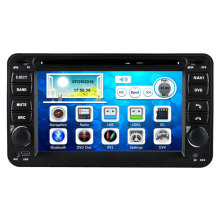 Audio de voiture pour Suzuki Jimny Radio DVD GPS Player (HL-8715GB)