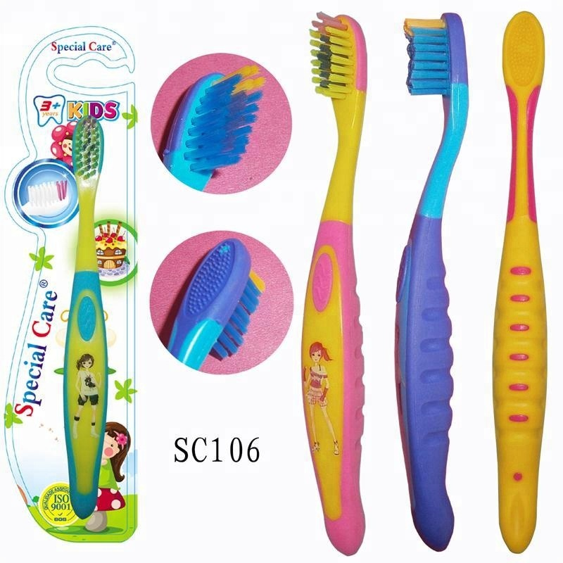 Hot Selling Kids Cartoon Tooth Brush