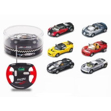 1: 48 Radio/C Car Toy with Acceleration Coupe with Light
