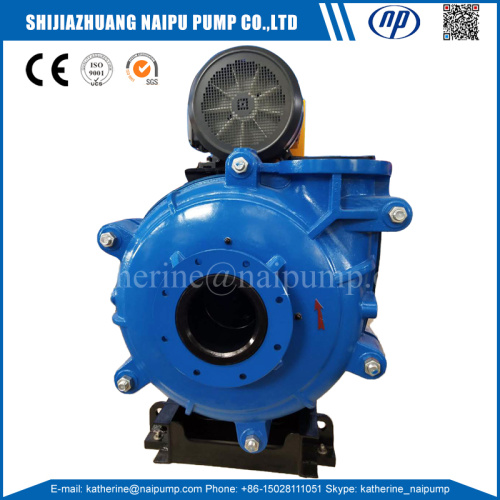 Naipu CV Rubber Impeller Liner 8X6 Slurry Pump