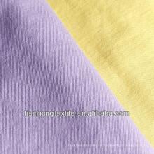 Женщин Twill хлопка сплетенный окрашенная ткань спандекс