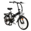 China mini-folding ebike pedelec protable chopper bicicleta elétrica