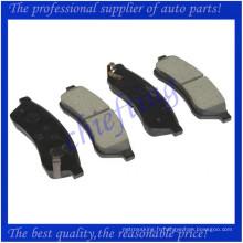 D1030 96475028 21349 plaquette de frein de haute qualité pour daewoo tosca