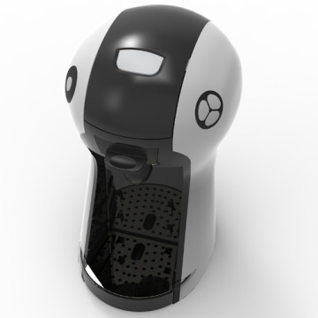 Machine compatible Nespresso
