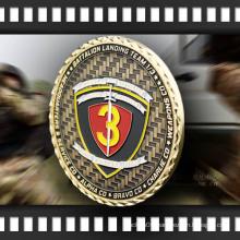 american medical response team medal coin
