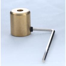 Adaptador de bits de cabeça de moedor de vidro de diamante