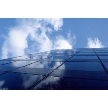 Tempered Прокатанное стекло для Ненесущей стены здания