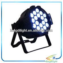 Opti Tri Par LED Leuchten 18 X 9w 3in1 Tri Par Licht