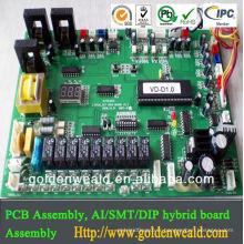assemblée pcb board pcba pcb assemblée oem & odm Cartes de circuits électroniques Convient pour le contrôleur de maison intelligente
