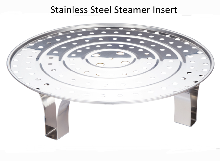 Stainless Steel Stockpot Steamer 2