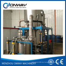 Sehr hoch effizient Niedrigste Energie Consumpiton Mvr Verdampfer Mechanische Dampf Kompressor Maschine