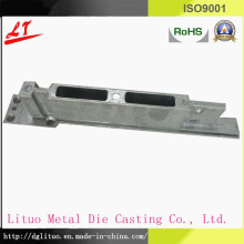 Liga de alumínio fundido fundição Radiador Deflector de ar Placa de vento