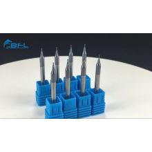 BFL 0.5 мм микро концевой фрезерный станок с ЧПУ для резки стали