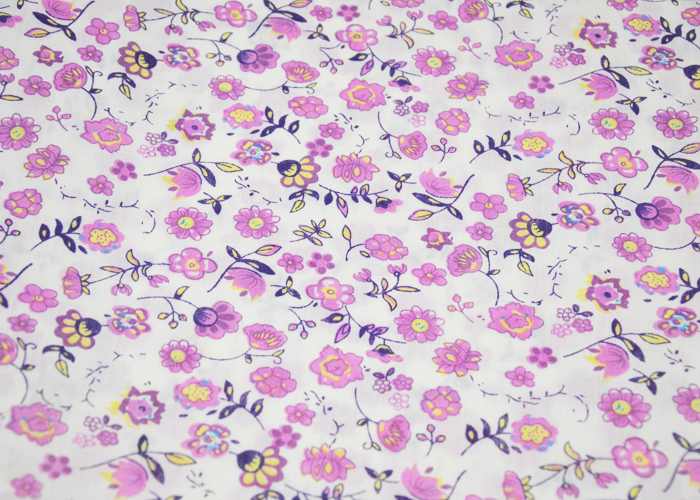 100 Cotton Twill Printed