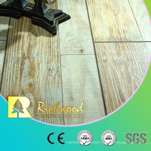 12.3mm AC4 Maple Oak Vinyl Wood Laminated Flooring