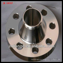 High Pressure Stainless Steel Raised Face Welding Neck Flanges