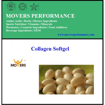 Коллаген / растительные капсулы / без консервантов