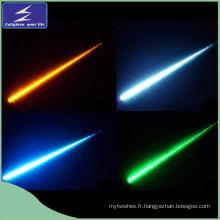 Lumière de météore à l'extérieur LED Tube Meteor