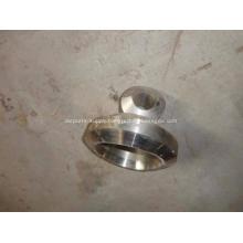 ASTM A105 carbon steel thread socket weldolet fitting