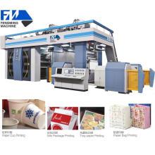 Impressora Flex Wide Web Wide Speed Wide
