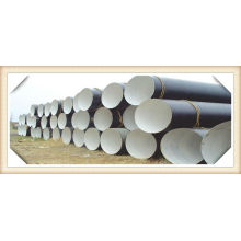 API 5L X42 3PE welded pipe for fluid feeding