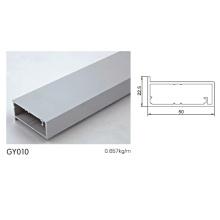 Aluminum Kitchen Profile in Anodised Silver Matt