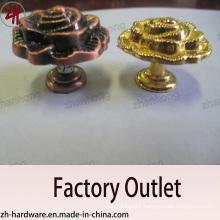 Factory Direct Sale Zinc Alloy Door Handle Drawer Handle (ZH-1600)