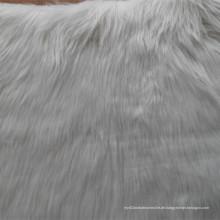 Heißer Verkauf künstlicher langer Stapel Pelz-Gewebe
