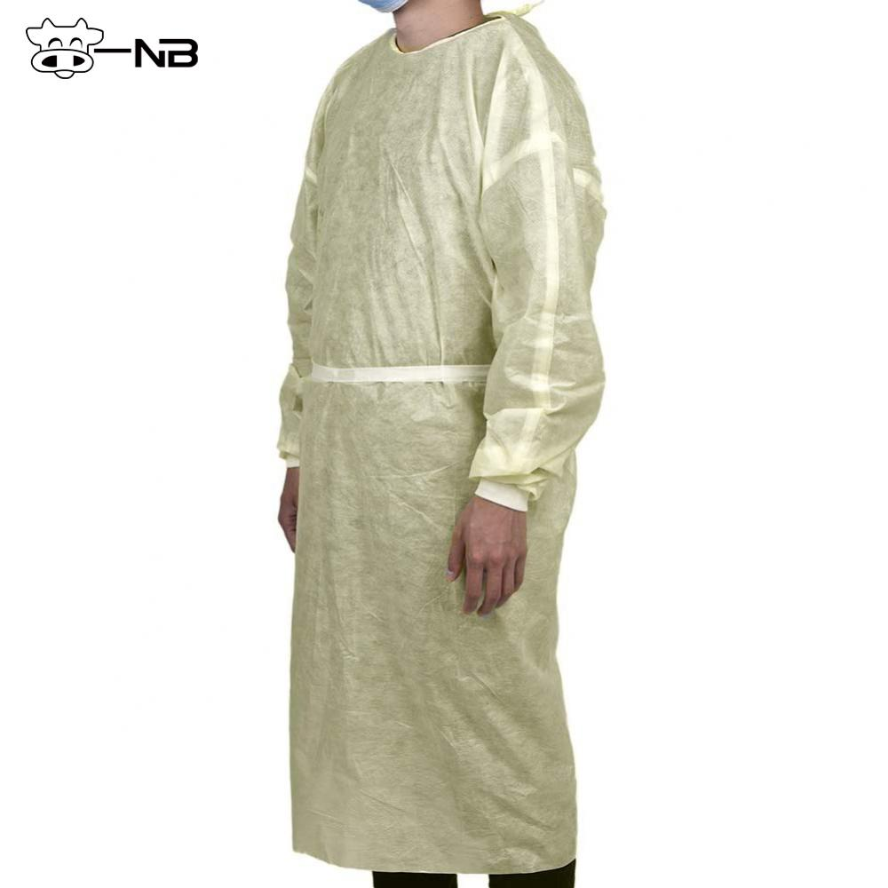 Isolation Gown 2