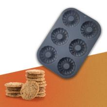 circular silicone cake pan liners