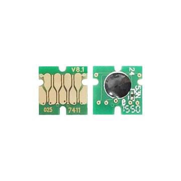 Epson F6200 Ink Cartridge Chip For EPSON F6270 F6070 F7070 F7000 F6000 F6200 F7200