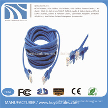 10m Cat5 Cat5E Cat 5 RJ45 Câble de raccordement réseau Ethernet UTP