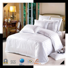 Satin Strip Cotton Fabric Hotel Textile (WS-2016165)