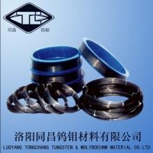 Dia1.0mm de fio de tungstênio preto em molas de dispositivo Semicondutor