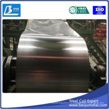 Профильная SPCC Spcd Холоднокатаная стальная катушка CRC Углеродистая сталь