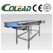SUS304 sand steel potato Conveyor/hot sale selecting conveyor/Return conveyor/